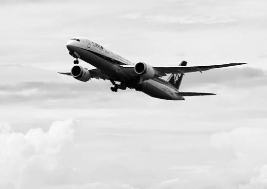 Uçağı