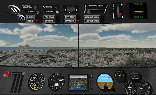 Airplane Pilot Sim screenshot 23