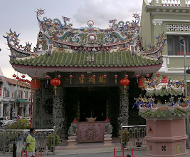 Photo: Unesco area in GeorgeTown, Penang.