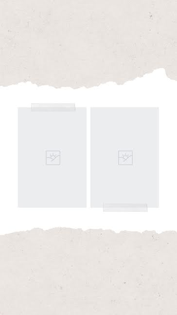 Paper Frame Pair - Facebook Story Template