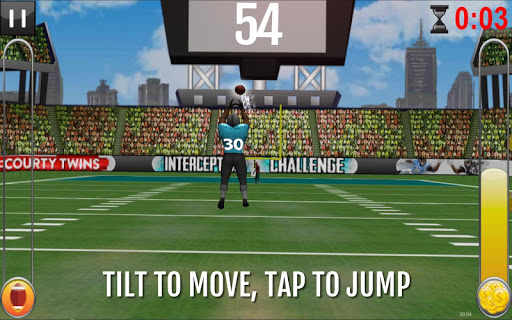 McCourty Twins: INT Challenge - screenshot