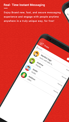 Wibrate - Free Wi-Fi & Messaging Service 3.8 screenshots 6