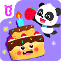 Baby Panda's Food Party Dress Up icon
