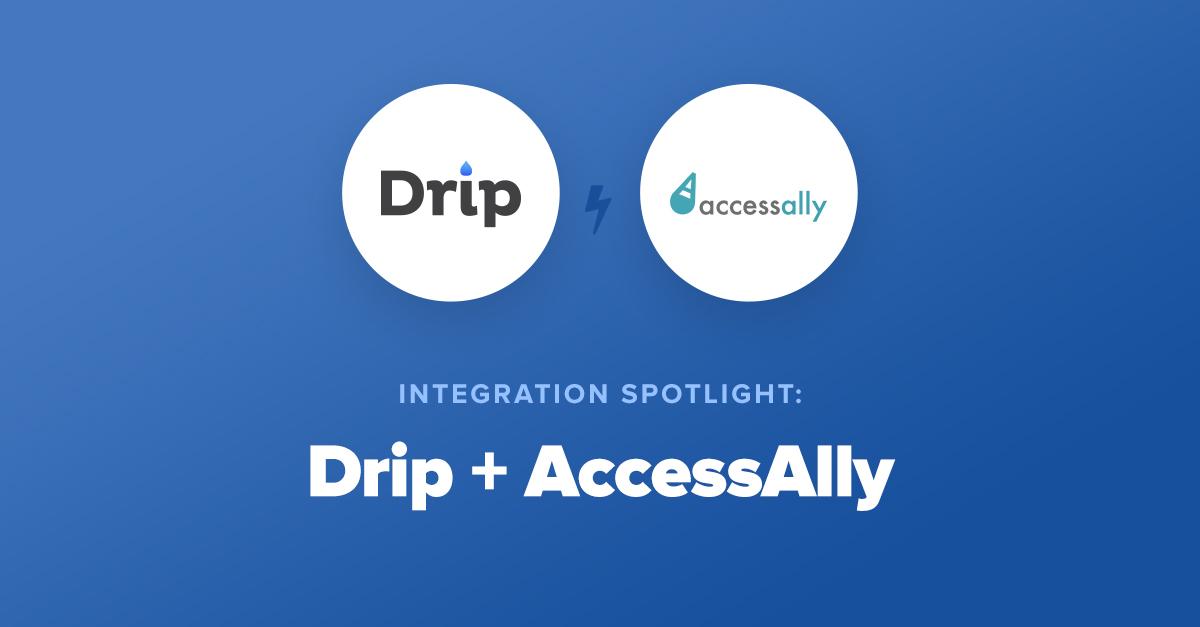 drip accessally