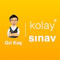 Gri Koç ile Kolay Sınav - TYT AYT YKS LGS Hazırlık icon