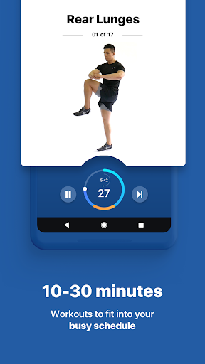 Fitify: Workout Routines & Training Plans 1.8.10 screenshots 3