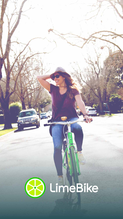 LimeBike - Your Ride Anytime – Bike Sharing App- screenshot