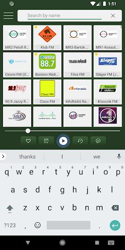 Hungary Radio Online - Hungary Am Fm 1.1.0 screenshots 4