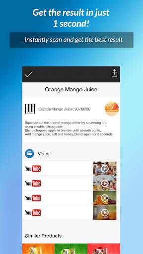 QR Scanner & Barcode reader 1.0.1 screenshots 2