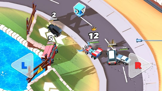Crash of Cars MOD Apk 1.3.30 (Unlimited Coins/Gems) 6