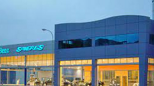 Días Estrella de Saveres, concesionario oficial Mercedes-Benz