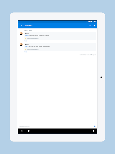 Screenshot 15 for Dropbox's Android app'