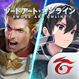 Garena 傳說對決:刀劍神域合作始動 icon