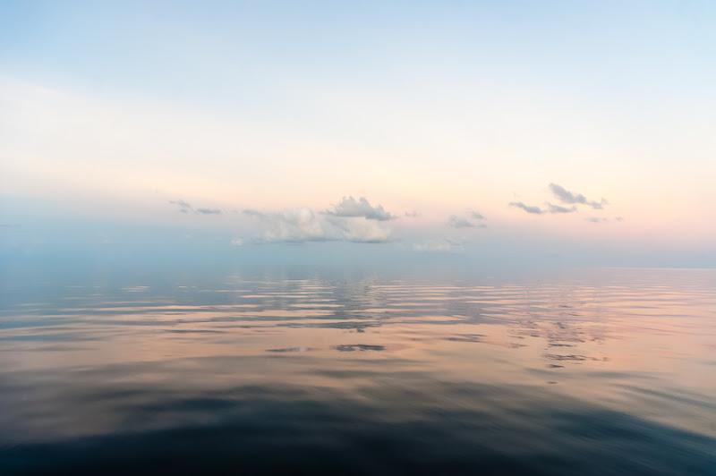Aurora sul mare di Dario Lo Presti