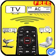 remote control for all tv and set top box
