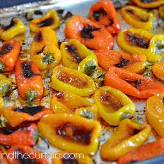 Mini Sweet Peppers Recipes.