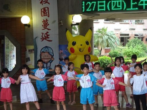 幼兒園跳舞歡迎一年級哥哥姐姐