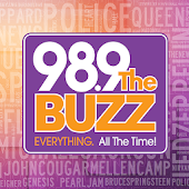 98.9 The Buzz – Everything