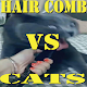 Hair Comb Vs Cats (app)