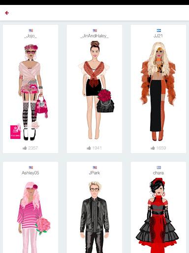 Fashion Superstar Dress Up 1.3.4 screenshots 9