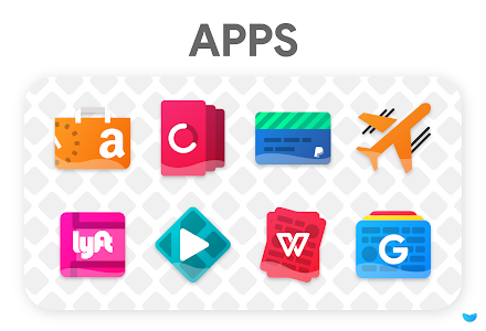 Glaze Icon Pack 8.5.0 (Patched)