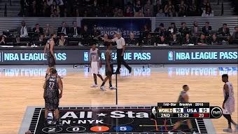 NBA Rising Stars Challenge 2015