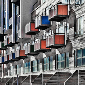 by Phil Clarkstone - Buildings & Architecture Other Exteriors