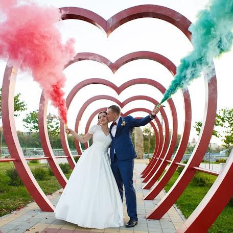 Wedding photographer Nastya Lomova (nastylomova). Photo of 14.11.2016