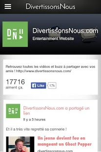 DivertissonsNous- screenshot thumbnail