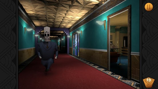 Grim Fandango Remastered- screenshot thumbnail