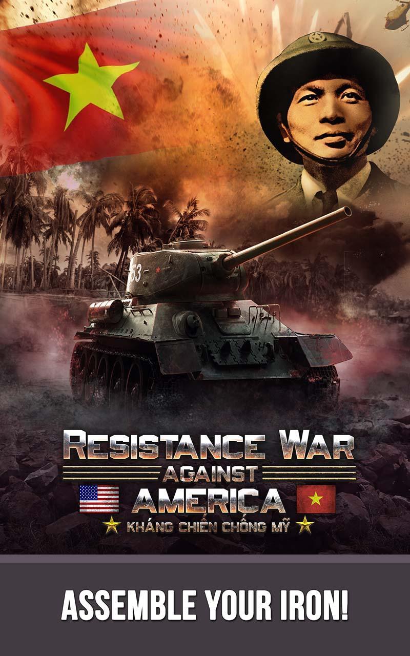 Resistance War Against America