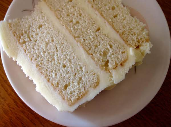 The White Out Cake Recipe