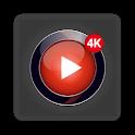 4K Smart Player (ULTRA HD) icon