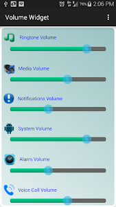 All Type Volume Control screenshot 1