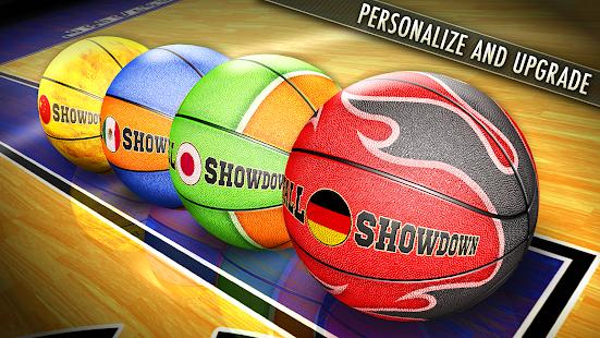 Basketball Showdown 2015 - náhled