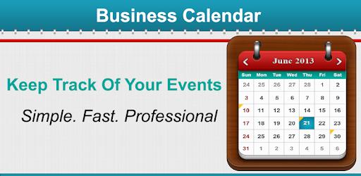 Business Calendar Free for PC