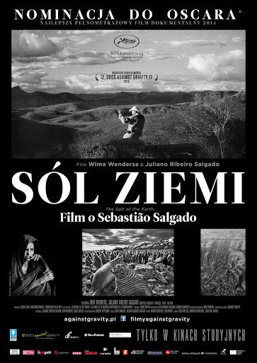 Polski plakat filmu 'Sól Ziemi'