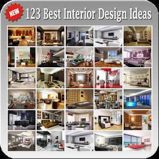 123 Best Interior Design Ideas Screenshot Thumbnail