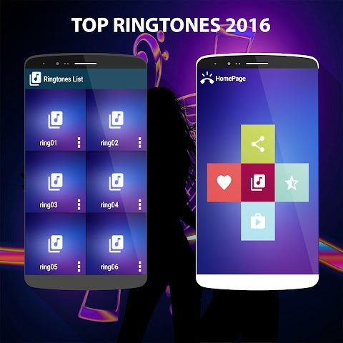 android Top Ringtones 2016 Screenshot 0