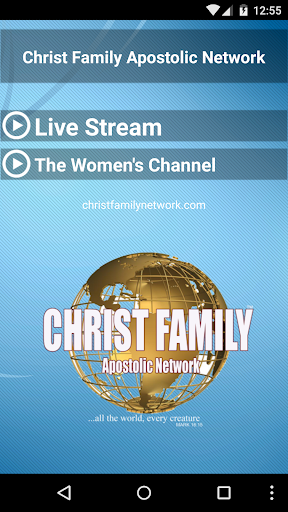 Christ Family Network