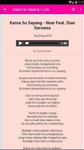 Lirik Lagu Sayang Versi Jawa : lirik, sayang, versi, Karena, Sayang, Lirik