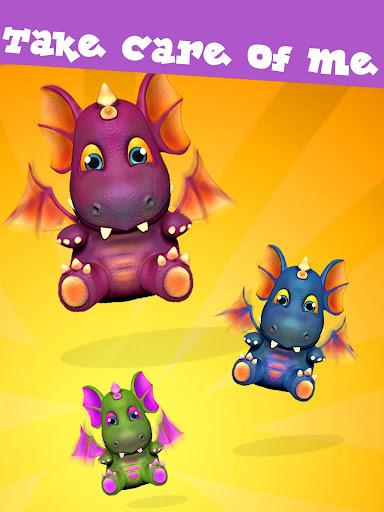 龙 3D - 一种虚拟宠物
