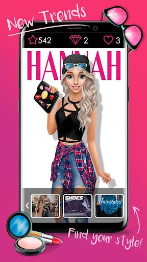 Hannah - Fashion Dress Up Competition screenshots 1