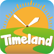 Timeland - Kids Calendar & Clock To Teach TIME