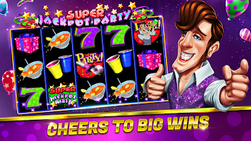 screenshot of Jackpot Party Casino: Slot Machines & Casino Games