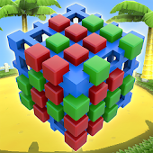 CUBE 3D | TIC TAC TOE | MULTIPLAYER