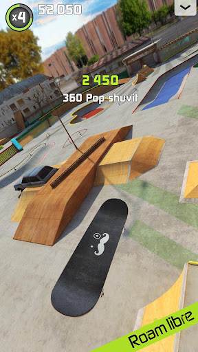 Touchgrind Skate 2  captures d'écran 2