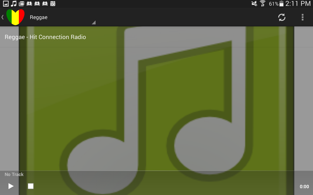 what are some reggae radio stations