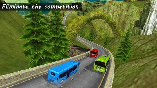 Bus Racing : Coach Bus Simulator 2020 8