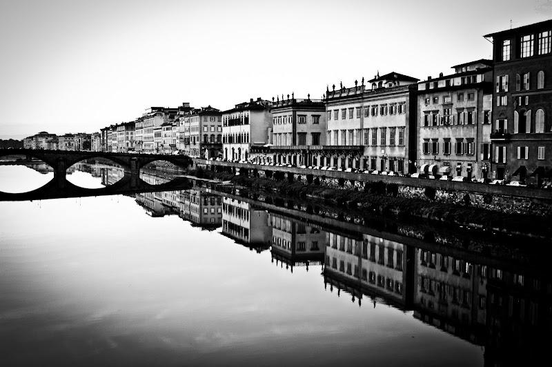 Firenze allo specchio di Arianna Marchesani